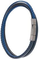 Tateossian Fettucini Multi bracelet