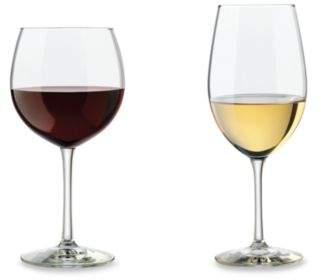 Libbey Glass Vineyard 12-Piece Reserve Wine Glass Set