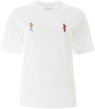 Kirin dancers t-shirt