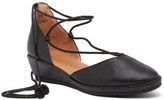 Kenneth Cole Gentle Souls By Nerissa Ghillie Demi Wedge Flat