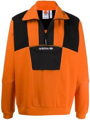adidas Colour-Block Sweatshirt