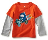 Tea Collection Infant Boy's Browniemobile Graphic T-Shirt