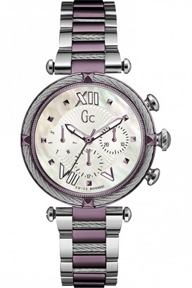 Gc Ladies Cablechic Watch Y16003L3