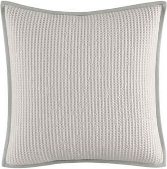 Vera Wang Painted Stripe Square Decorative Cushion