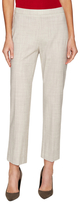 Carolina Herrera Wool Straight Leg Pant