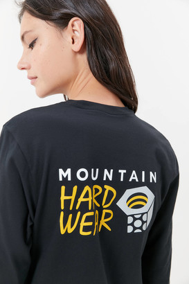Mountain Hardwear UO Exclusive Logo Long Sleeve Tee