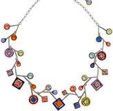 Atelier Swarovski by Peter Pilotto Multi Colour Swarovski Arbol Necklace