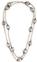 Gurhan Hammered Bead Necklace