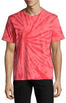 Ovadia & Sons Spiral Tie-Dye Jersey T-Shirt