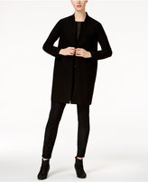Eileen Fisher Washable Crepe Notched-Collar Jacket