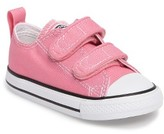 Converse Infant Chuck Taylor 'Double Strap' Sneaker