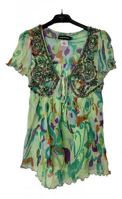 Antik Batik Multicolour Silk Tops