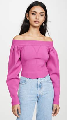 Tre By Natalie Ratabesi The Sheela Sweater