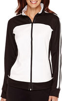 JCPenney Made For Life Quick-Dri Knit Jacket