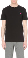 McQ by Alexander McQueen Embroidered swallow t-shirt