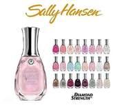 Sally Hansen Lot of 10 Diamond Strength Finger Nail Polish No Repeat Colors by