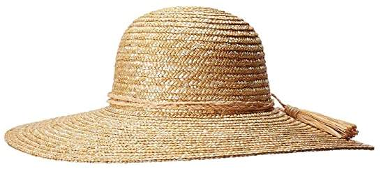319c142c Floppy Straw Sun Hat - ShopStyle