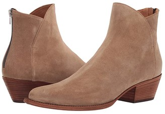 To Boot Brooke (Tan Suede) Women's Shoes