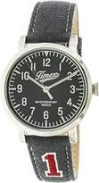 Timex Unisex TW2P92500 Originals University Leather Strap Watch