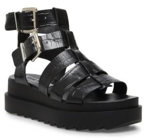 Steve Madden Zeeta Treaded Flatform Sandals