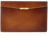 Salvatore Ferragamo Slim Flat Card Case