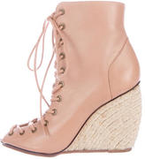Rebecca Minkoff Solange Lace-Up Booties