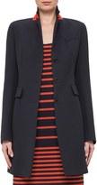 Akris Punto Women's Stand Collar Wool Jacket