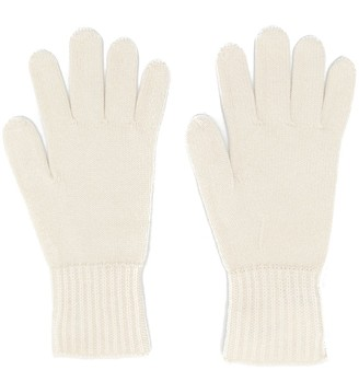 Agnona Knitted Cashmere Gloves