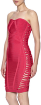 Wow Couture Red Bandage Dress