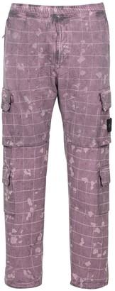 Stone Island Dyed Moleskine Cotton Sweatpants