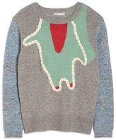 Tsumori Chisato Yeti Knit Sweater
