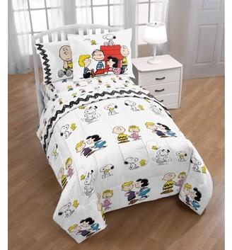 Peanuts Classic Pals Twin Bed Set