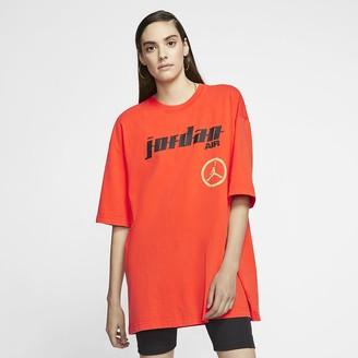 Nike Women's Oversized T-Shirt Jordan Moto