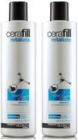 Redken Cerafill Retaliate Shampoo Duo (2 x 290ml)