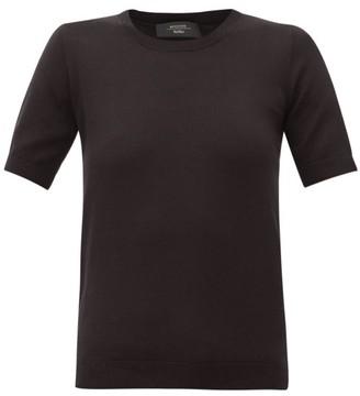 Max Mara Volto T-shirt - Womens - Black