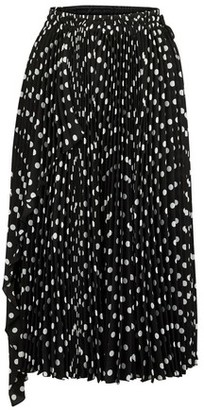 MARC JACOBS, THE Polka Dots pleated skirt