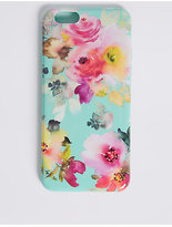 M&S Collection iPhone 6/6s Floral Print Phone Case