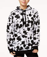 Hybrid Juniors' Mickey Mouse Graphic Hoodie