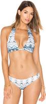 Eberjey Varadero Lennon Bikini Top