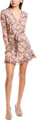 Stevie May Revolution Mini Dress