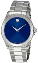 Movado Men's Junior Sport Round Watch, 38mm