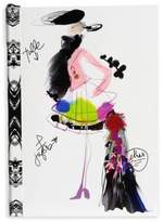 Christian Lacroix Fashion Sketch Notebook