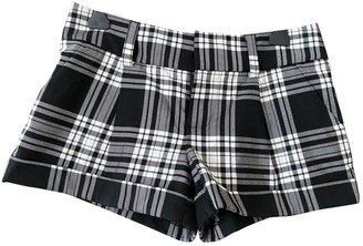 Alice + Olivia Black Shorts for Women