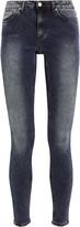 Acne Studios Skin 5 Ferra mid-rise skinny jeans
