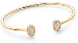 Kendra Scott Calla Drusy Cuff Bracelet