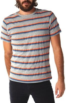 Px Pique Knit Stripe T-Shirt