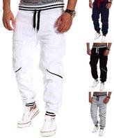 JIX KS Men's Harem Casual Baggy Hiphop Dance Jogger Sweatpants Trousers