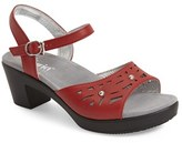 Alegria Women's Reese Cutout Sandal