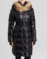 SAM. Coat - Infinity Belted