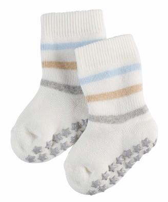 Falke Baby Multi Stripe Catspads Slipper Socks - 86% Cotton
